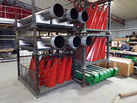Ag parts manufacturing & Machine Shop | Schmidt Machine co